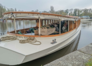 uitvaart per boot